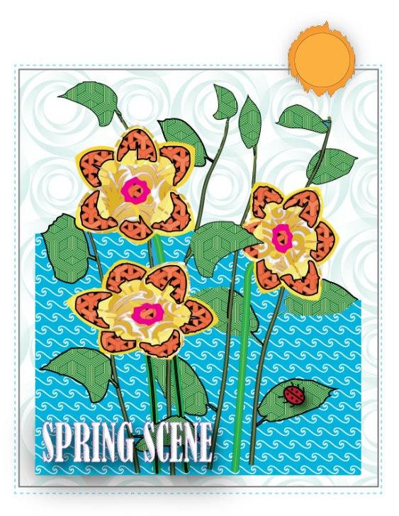 SpringScene